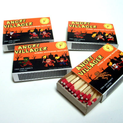 Angry Villagers Matches