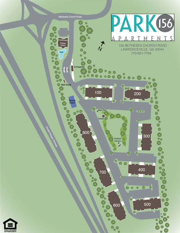 These Are Apartment And Condominium Development Site Maps For Various  Property Companies. Done As Freelance For Apartment Finder, These Would Be  Used For ...